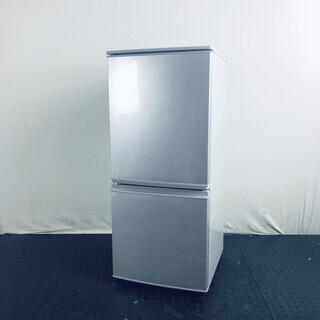 中古 冷蔵庫 2ドア シャープ SHARP 2015年製 137...