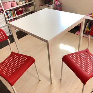 【お取引中】IKEA ダイニングテーブルセット