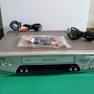 VHSビデオレコーダー 三菱HV-G100