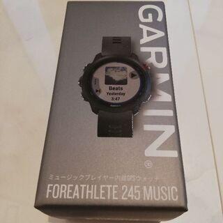 ガーミン ForeAthlete 245 Music 腕時計 ラ...