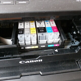 差し上げます!プリンター複合機 Canon PIXUS MG6730  − 千葉県