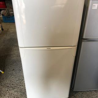 🌷2006年製 TOSHIBA 120L 冷蔵庫🌷