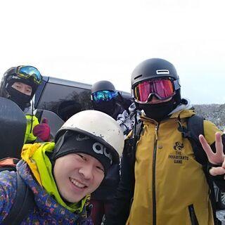 スキー・スノボー新規メンバー募集 ライン等でグルチャしてます。