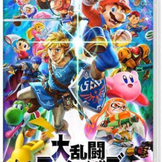 【Switch】大乱闘スマッシュブラザーズ