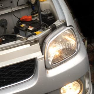 レア物です!スバルプレオ RA RV系ヘッドライトカバー