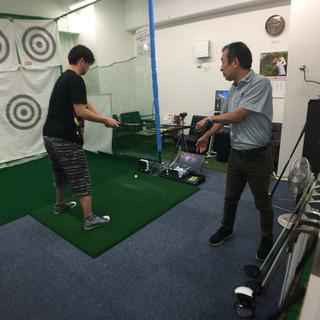 ワンコイン!!ゴルフレッスン会🏌️♀️新宿三丁目⛳️