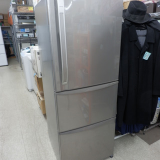 339L 冷蔵庫 2010年製 東芝 3ドア  GR-34ZW...