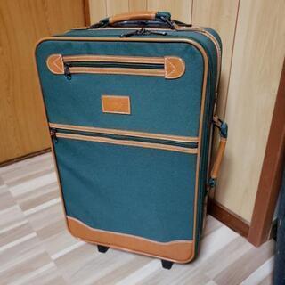 未使用 旅行バッグ パイロットケース