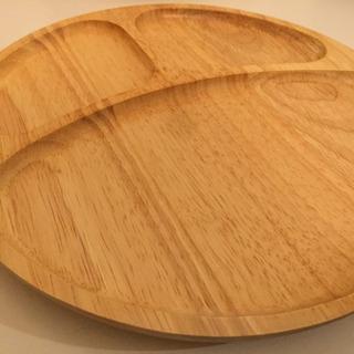 木の素材 プレート