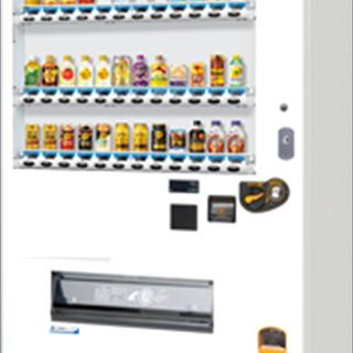 飲料自販機を設置する場所と電気を貸してください。