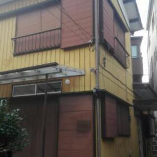 敷金、礼金無し!千葉市中央区の戸建 浴槽、給湯器新品交換済み