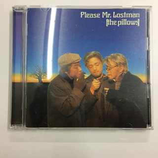 Please Mr.Lostman 初回限定盤