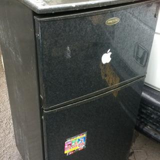 2ドア冷蔵庫差し上げます