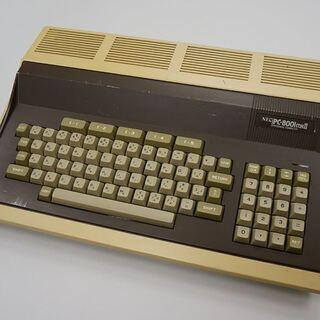 NEC PC8001mkⅡ   ・・・通電確認済み