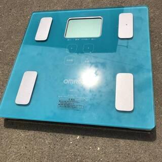 オムロン体重体組成計 HBF-214-B