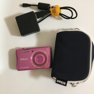 Nikon COOLPIX S3700中古