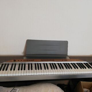 引き渡し決定!電子ピアノCASIO Privia PX-1…