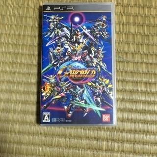 「SDガンダム ジージェネレーション ワールド PSP」