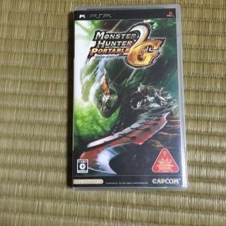 モンスターハンターポータブル 2nd G PSP