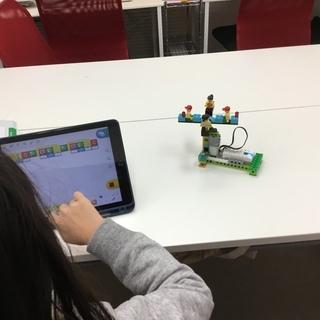 【無料体験レッスン受付中】ロボットプログラミングコース