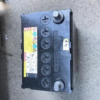 現品限りの早い物勝ち 中古バッテリー 44B19L - 宇都宮市