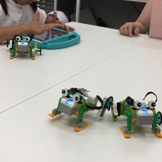 【無料体験レッスン受付中】ロボットプログラミングコース − 神奈川県