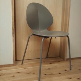 カリガリス  椅子   バジル  トープ 1脚