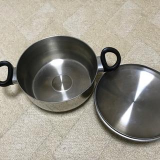 3.8リットル 両手鍋