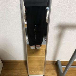 鏡とラック