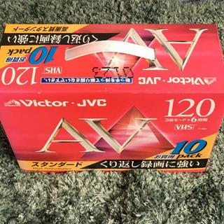 VictorJVC 10T-120AVK VHS120分テープ1...