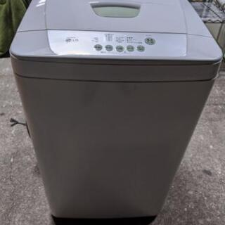 LG 全自動電気洗濯機 2008年 4.8kg