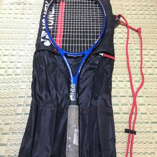 テニスラケット軟式用