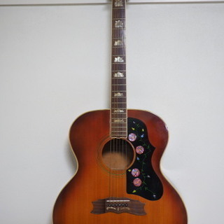 売約済【ビンテージ guitar】Aria アコースティックギタ...