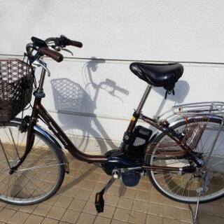 パナソニック 電動自転車    ENTX43(ビビTX/2014)