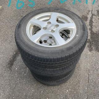 タイヤ 165 70R14 4本セット