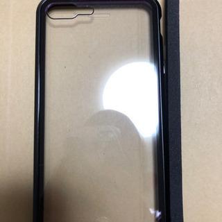 iPhoneケース 両面ガラス