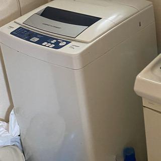 2012年 7キロ洗濯機 アクア