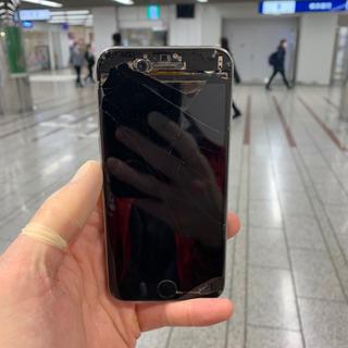穴が空いて起動しないiPhoneの修理は可能!?