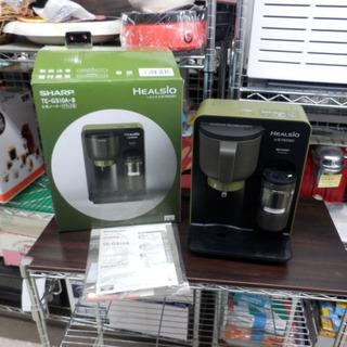 ヘルシオ お茶プレッソ TE-GS10A-B シャープ お茶PR...