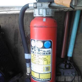 古い消火器は、危険 消火器回収致します。