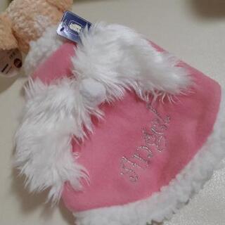 天使のワンコ服 /フリース/ピンク