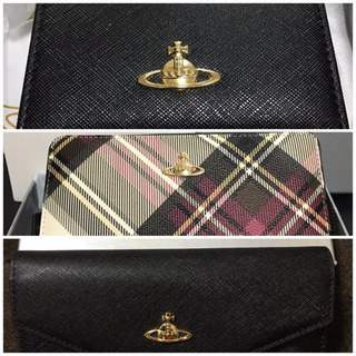 3つセット ヴィヴィアンウエストウッド 財布