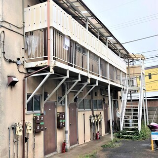 西武新宿線野方駅徒歩5分の風呂無しアパートです!!
