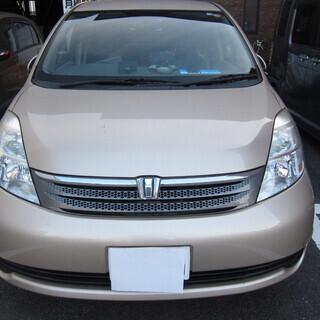 車検付き 1BOX トヨタ アイシス 平成16年式