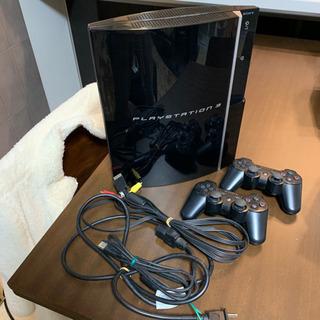【激安】PS3本体 コントローラー付 40GB CECHH00 ...