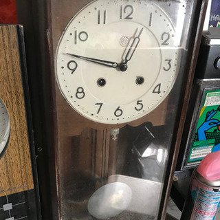柱時計、アンティーク