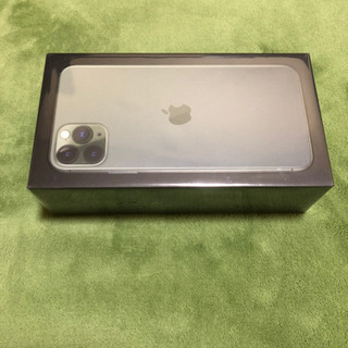 iPhone11 pro max 256GB SIMフリー