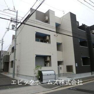 ◆想定6.47%◆大阪市平野区 全戸1LDK AL付 浴乾付