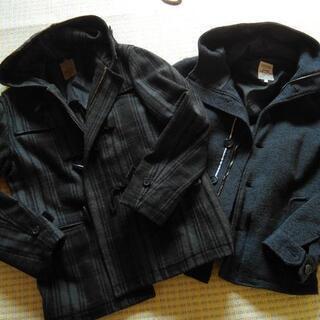 冬物 男物コート L L サイズ 500円