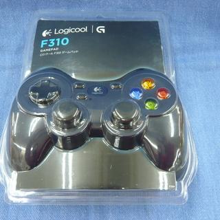 ゲームコントローラー ロジクール F310 ゲームパッド Log...